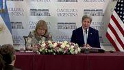 Argentina: Kerry announces declassification of dictatorship era documents