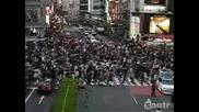 трафик на светофар в Япония