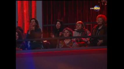 Dancing Stars - Нана и Мирослав foxtrot (11.03.2014г.)