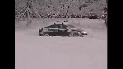 Ауди A6 Quattro - Не ви трябва снегорин !