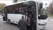 Пловдивчани ще продължават да пътуват като сардели в малките бусчета