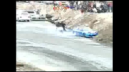 Nissan Crash