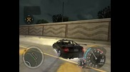 Nfs Need for speed U2 around car donuts