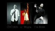 New 2009 Lil Wayne Ft The Game & Eminem - Live Forever (remix).avi