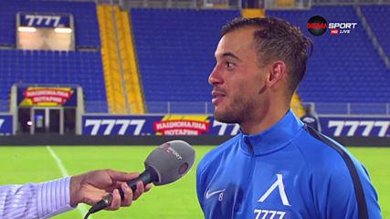 Давиде Мариани: Подкрепата на децата беше удивителна