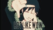 Anime Amv Hot Like Wow
