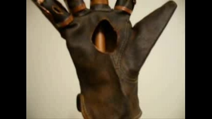 Freddy Krueger Glove (first attempt pt.1)