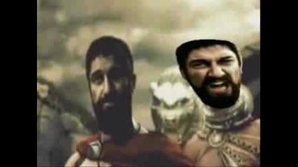 300 This Is Sparta!!! Пародия Мн Яко