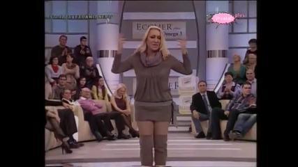 Vesna Zmijanac - Andjele - Nedeljno popodne Lee Kis - (TV Pink 2011)