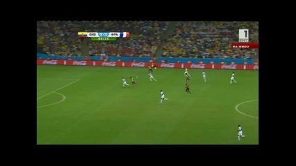 Еквадор - Франция 0:0