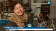 ПОДАРЪК ЗА ВИКИ: 11-годишното момиченце с ДЦП получи ново колело
