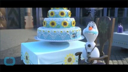 There's a New 'Frozen' Song From the Same Folks Who Brought You 'Let It Go'