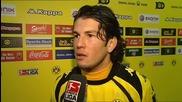 23.01.2010 г. Дортмунд - Хамбургер 1 - 0