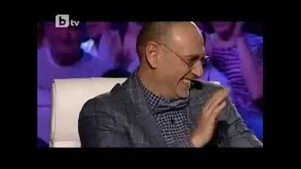 Strahotnite ludi bratq ot Bulgariq tursi talant 2