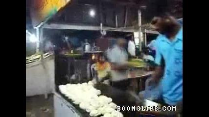 Бачкане във Индийската кухня