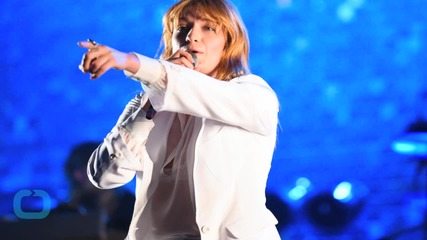 Florence Welch Battles Self in 'Ship to Wreck' Video