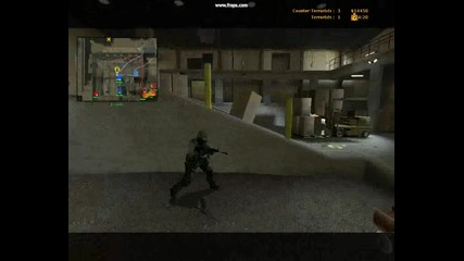 Counter Strike Source video