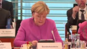 Germany: Merkel discusses integration, social support with pro-refugee groups