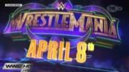 Wrestlemania 34 на живо