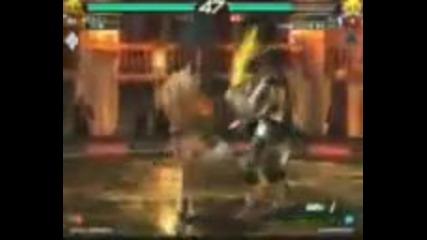Tekken 6 - Bryan vs Yoshimitsu (noko) 4