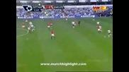 12.09.09 Тотнъм 1:0 Манчестър Юнайтед Дефоу Гол