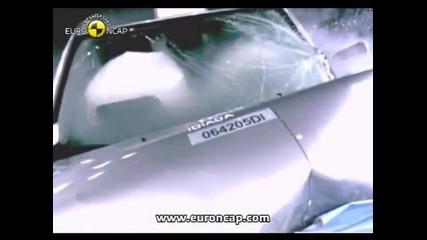 Vw vs Volvo Crashtest