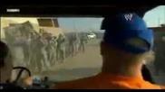 Wwe Tribute To The Troops 2009 John Cena Vs Chris Jericho Part 1