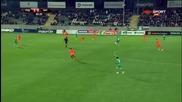 Лудогорец - Литекс 5:0 (Купа на България, 1/4-финал реванш)