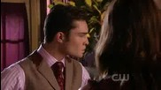 Gossip Girl 3x07 How To Succeed At Bassness Blair Serena and Chuck