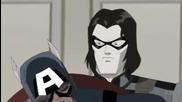 Капитан Америка и Зимният Войник от Отмъстителите: Най-могъщите герои на Земята (2010-2011-2012)