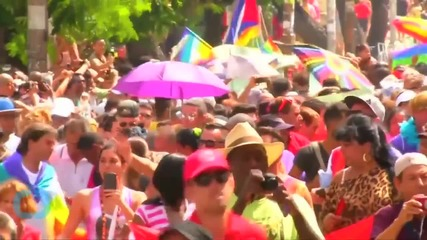 Daughter of Cuban President Sponsors Blessing of Country's Gay Couples