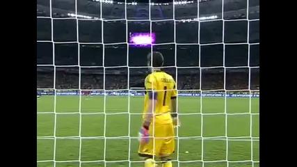 Испания разпиля Италия с 4:0 на финала на Евро 2012!
