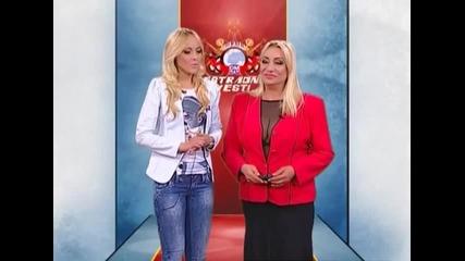 Vesna Zmijanac - Estradne vesti - (DM Sat 03.05 2015)