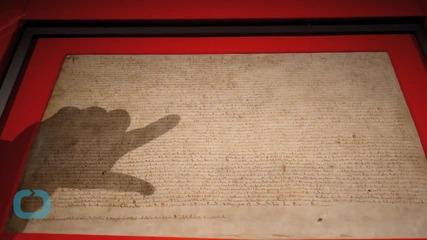 Magna Carta: Still Relevant 800 Years Later?