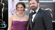 Ben Affleck and Jennifer Garner Get Back to Work