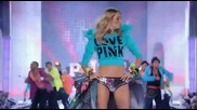 Nicki Minaj Live Super Bass Victoria Secret Fashion Show