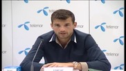 Григор Димитров: Сезонът за мен сега започва