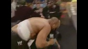 Batista And Ric Flair Vs Dudley Boyz (Tables Match)