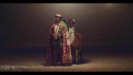 [премиера]shakira - La La La (brazil 2014) ft. Carlinhos Brown
