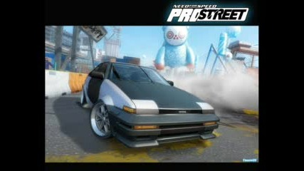 Nfs 11 Pro Street