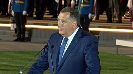 Serbia: Vucic joins Unity Day celebrations in Belgrade