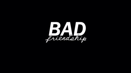 Bad Friendship 02x01