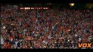 Брага 1:0 Бенфика (ле 1/2 - финал)