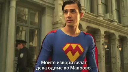 Boom Tv Macedonia - Superheroes Nomads реклама