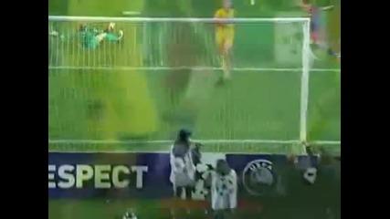 Барселона - Арсенал 3 - 1 2011