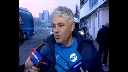 Стоев: Имаме нужда от дадени футболисти, които да вдигнат нивото