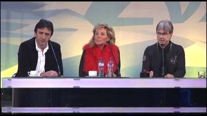 Marija Stajic - Sve sam stekla sama - Izmedju mene i tebe tama - (Live) - ZG 2 krug 15.02.14. EM 19