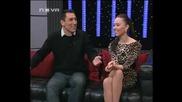 Румен Луканов и Жасмина гости в шоуто на Иван и Андрей (1 - ва част)