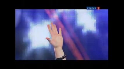 Славянский Базар 2010. Дима Билан - Все В Твоих Руках