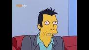 [s14 ep23] Семейтсво симпсън [бг Аудио] The Simpsons Bg Audio (04.07.2009)